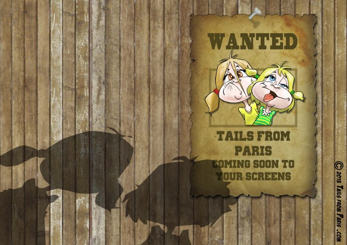 tails from paris wanted