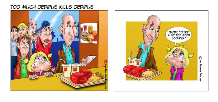 too much oedipus kills oedipus bd