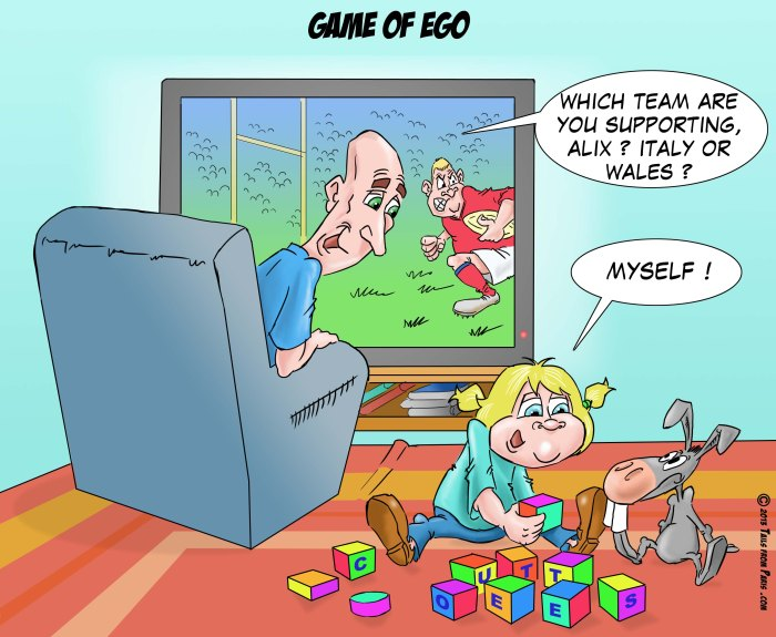 game of ego