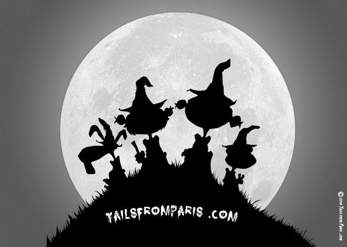 Halloween colline US