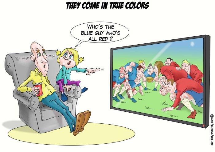 rugby en technicolor