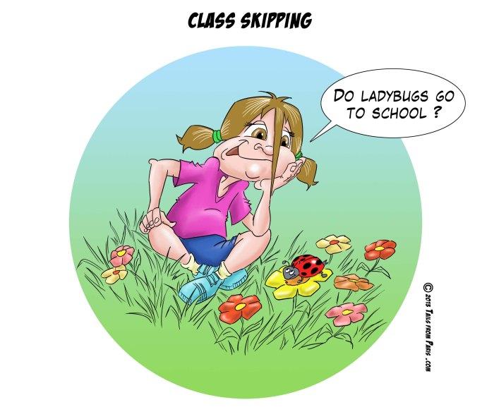 class skipping