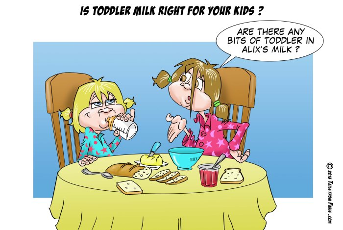 is toddler milk right for your kids