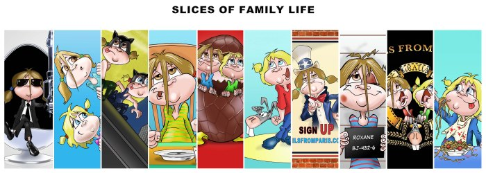 slices of family life pour BD US