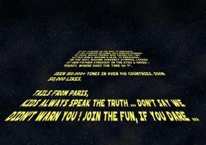 Star wars generique US