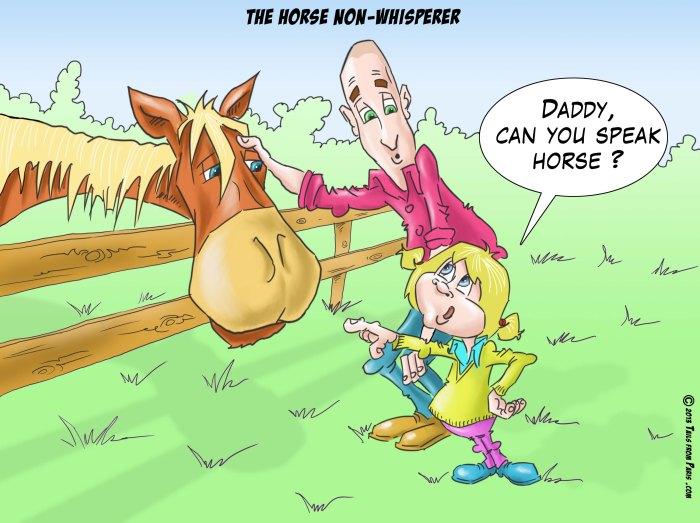 the horse non whisperer 3