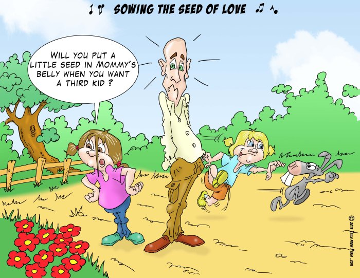 sowing the seed of love