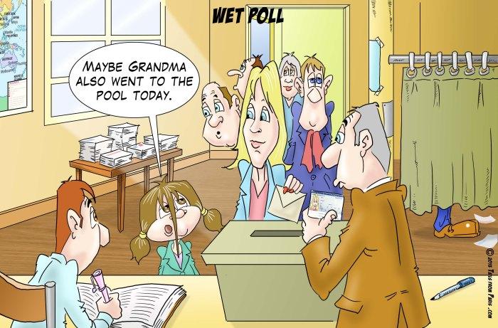 wet poll