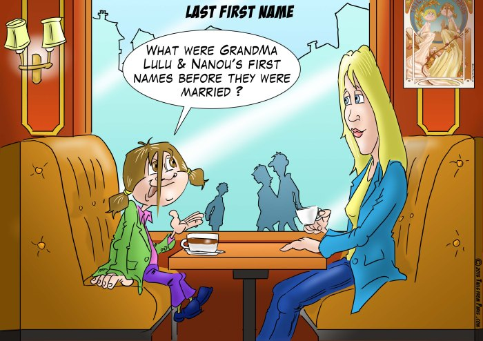 last first name